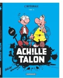 Achille Talon : l'intégrale | Volume 14 - Greg