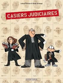 Casiers judiciaires - DiegoAranega