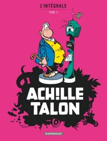Achille Talon : l'intégrale | Volume 4 - Greg