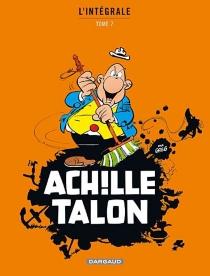 Achille Talon : l'intégrale | Volume 7 - Greg