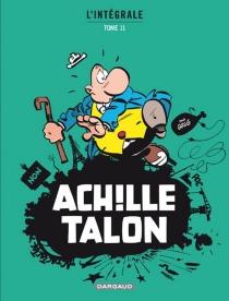 Achille Talon : l'intégrale | Volume 11 - Greg
