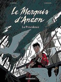Le marquis d'Anaon - MatthieuBonhomme