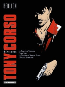 Tony Corso : intégrale - OlivierBerlion