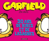 Garfield : 30 ans de rires et de lasagnes - JimDavis