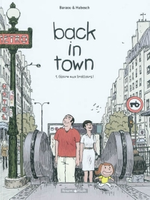 Back in town - Anne Baraou