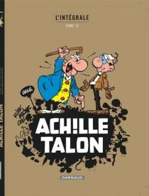 Achille Talon : l'intégrale | Volume 12 - Greg