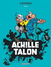 Achille Talon : l'intégrale   Volume 8 - Greg
