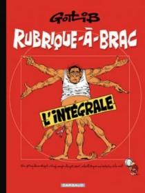 Rubrique-à-brac : l'intégrale - Gotlib