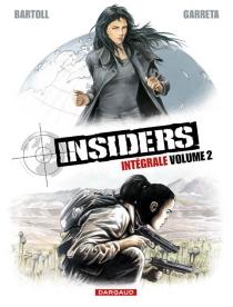 Insiders intégrale | Volume 2 - Jean-ClaudeBartoll
