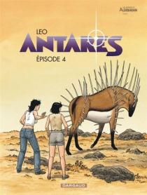 Antarès : les mondes d'Aldébaran, cycle 3 - Léo