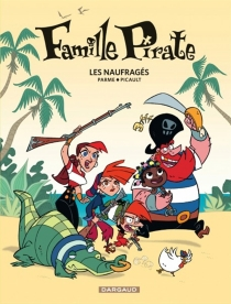 Famille pirate - Fabrice Parme