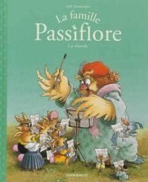 La famille Passiflore - LoïcJouannigot