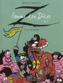 Z comme don Diego - Fabrice Erre