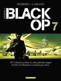 Black op : saison 2 - StephenDesberg