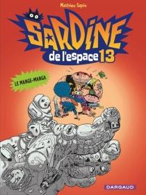 Sardine de l'espace - MathieuSapin