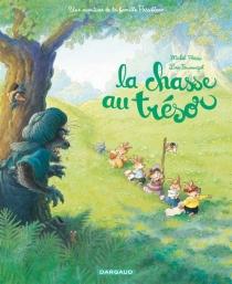 La chasse au trésor : une aventure de la famille Passiflore - LoïcJouannigot