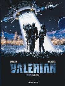 Valérian : l'intégrale | Volume 3 - PierreChristin