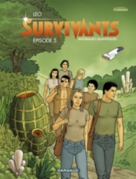 Les mondes d'Aldebaran| Survivants : anomalies quantiques