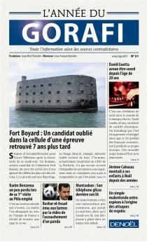 L'année du Gorafi : toute l'information selon des sources contradictoires - Jean-FrançoisBuissière