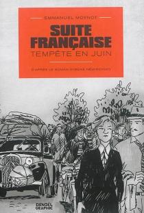 Suite française : tempête en juin - EmmanuelMoynot