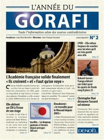 L'année du Gorafi : toute l'information selon des sources contradictoires -
