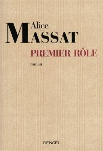 Premier rôle - AliceMassat