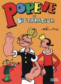 Popeye - Elzie CrislerSegar