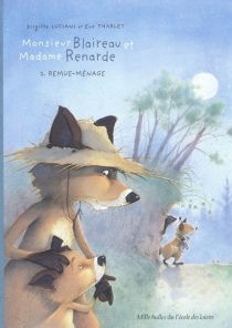 Monsieur Blaireau et Madame Renarde - BrigitteLuciani