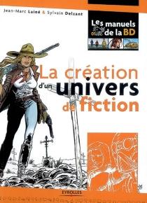 La création d'un univers de fiction - SylvainDelzant