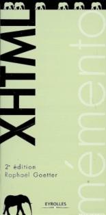 XHTML - RaphaëlGoetter