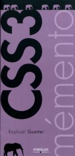 Mémento CSS 3 - RaphaëlGoetter