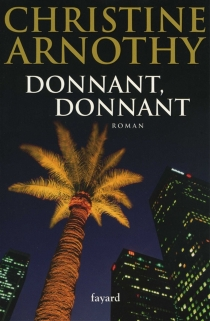 Donnant, donnant - ChristineArnothy