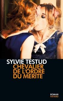 Chevalier de l'ordre du Mérite - SylvieTestud