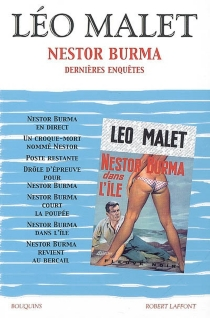 Nestor Burma | Volume 4, Dernières enquêtes - LéoMalet