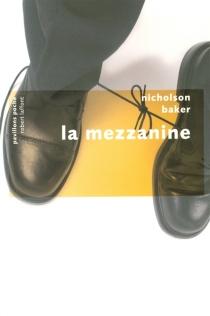 La mezzanine - NicholsonBaker