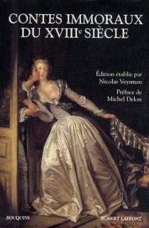 Contes immoraux du XVIIIe siècle -