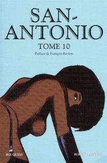 San-Antonio | Volume 10 - San-Antonio