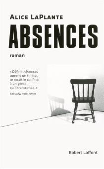 Absences - AliceLaPlante