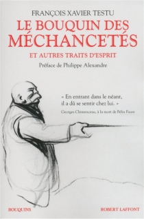 Le bouquin des méchancetés et autres traits d'esprit - François XavierTestu