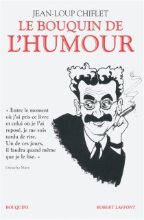 Le bouquin de l'humour| Suivi de Sky my husband ! Ciel mon mari ! - Jean-LoupChiflet