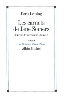 Les carnets de Jane Somers - Doris Lessing