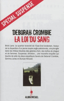 La loi du sang - DeborahCrombie