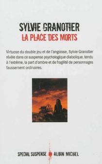 La place des morts - SylvieGranotier