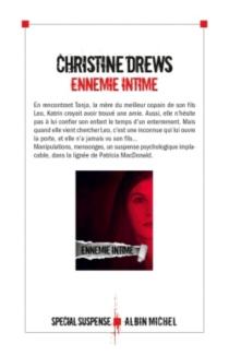 Ennemie intime - ChristineDrews