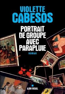Portrait de groupe avec parapluie - VioletteCabesos