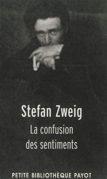La confusion des sentiments - StefanZweig