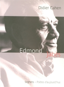 Edmond Jabès - DidierCahen
