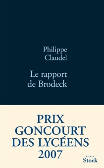Le rapport de Brodeck - PhilippeClaudel