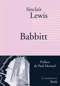Babbitt - SinclairLewis