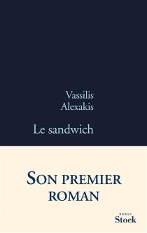 Le sandwich - VassilisAlexakis